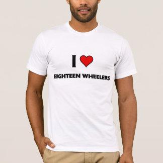 I Geschäftemacher der Liebe achtzehn T-Shirt