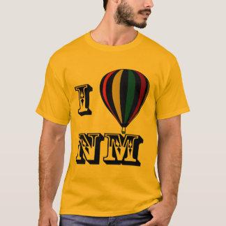 I Heißluft-Ballon-New Mexiko T-Shirt