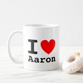 I Herz-Aaron-Tasse Kaffeetasse