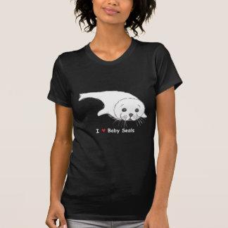 I Herz-Baby-Siegel T-Shirt