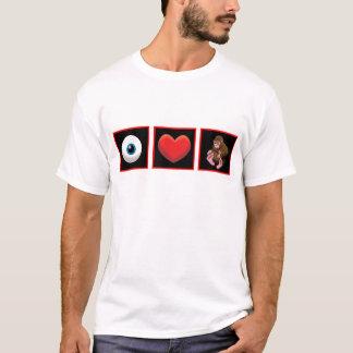 I HERZ-BABY SQUATCH T-Shirt