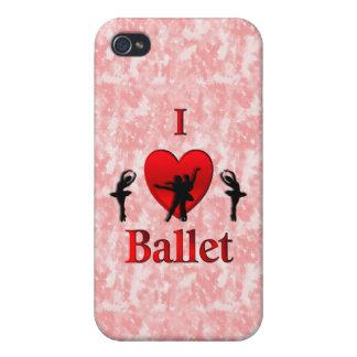 I Herz-Ballett Schutzhülle Fürs iPhone 4
