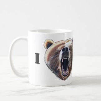 I Herz-Bären Kaffeetasse