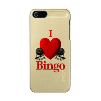 I Herz-Bingo Incipio Feather® Shine iPhone 5 Hülle