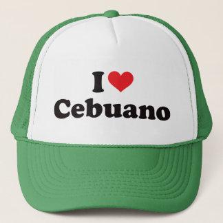 I Herz Cebuano Truckerkappe