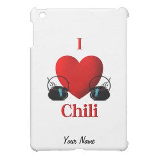 I Herz-Chili iPad Mini Hülle