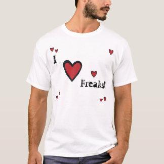I Herz-Freaks T-Shirt