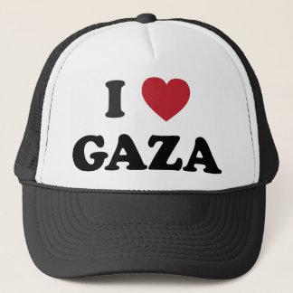 I Herz-Gaza-Palästinenser Truckerkappe