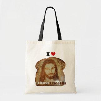 I Herz gegrillte Cheesus Tasche
