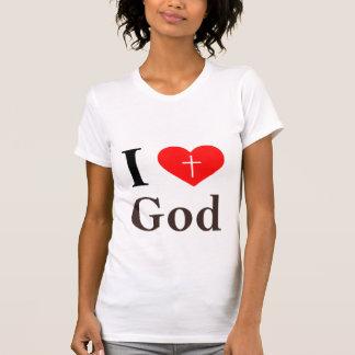 I Herz-Gott T-Shirt