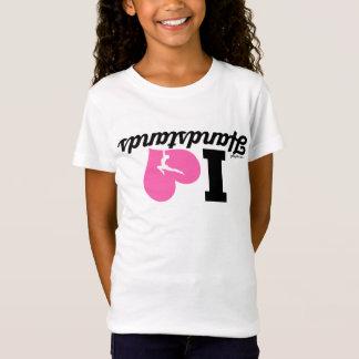 I HERZ Handstands - Gymnastik T-Shirt