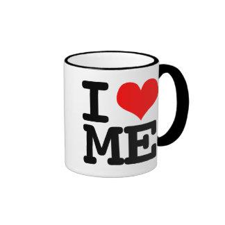 I Herz ich Kaffeetasse