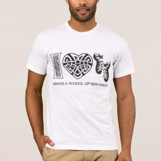 I Herz-Iren-Tanz T-Shirt