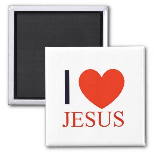 I Herz Jesus Magnete