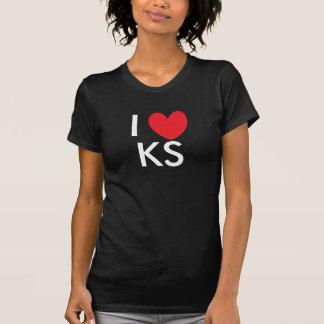 I Herz-Kansas-T - Shirt