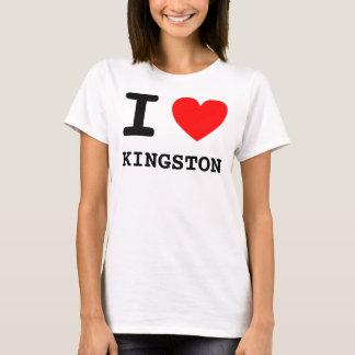 I Herz-Kingston-Shirt T-Shirt