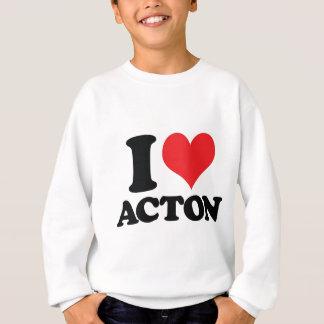 I Herz/Liebe Acton Sweatshirt