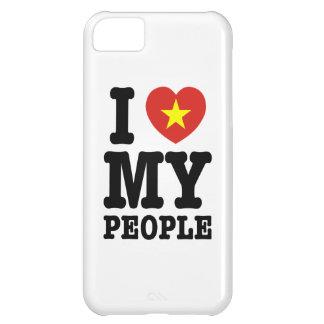 I Herz (Liebe) meine Viet Leute iPhone 5C Hülle