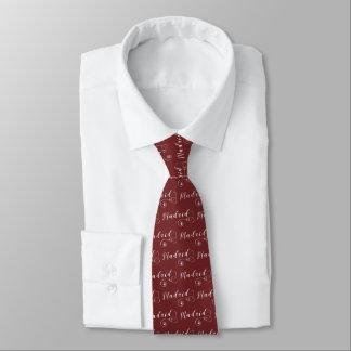 I Herz-Madrid-Krawatte, Spanien, spanisch Krawatte