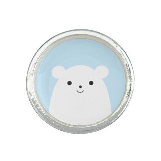 I Herz mein Eisbär-Ring Ring