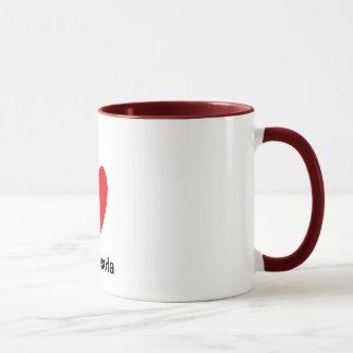 I Herz-Minnesota-Tasse Tasse