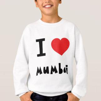 I Herz Mumbai/Bombay Sweatshirt