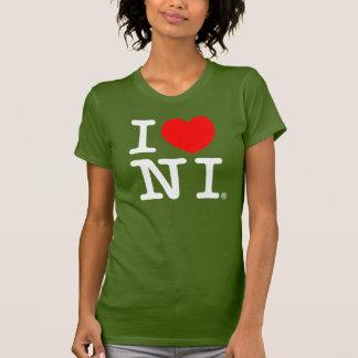 "I ""Herz"" N.I. T-Shirt"
