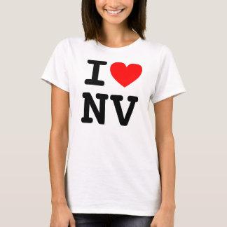 I Herz Nanovolt-Shirt T-Shirt