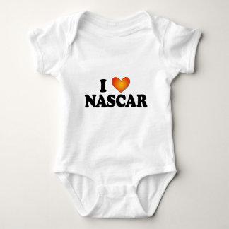 I (Herz) NASCAR - Lite Mult-Produkte Baby Strampler