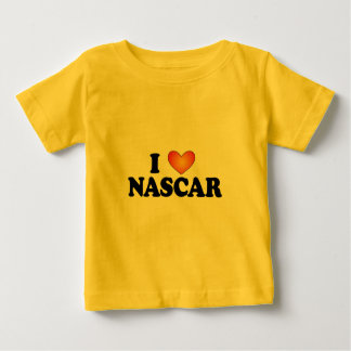 I (Herz) NASCAR - Lite Mult-Produkte Baby T-shirt