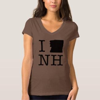 I Herz-New Hampshire T-Shirt