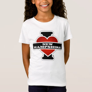 I Herz-New Hampshire T-Shirt