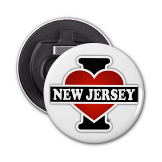 I Herz New-Jersey Flaschenöffner