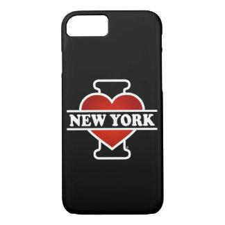 I Herz New York iPhone 8/7 Hülle