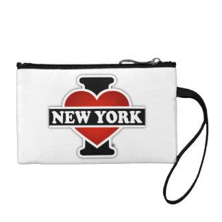 I Herz New York Kleingeldbörse