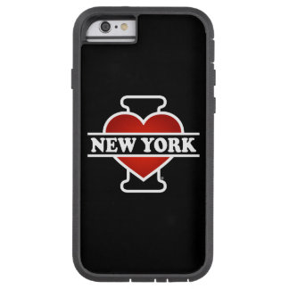 I Herz New York Tough Xtreme iPhone 6 Hülle