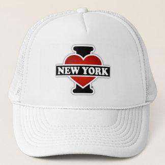 I Herz New York Truckerkappe