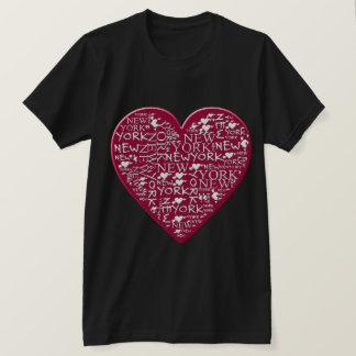 I Herz New York, zum von Hurrikan-Sandy-Entlastung T-Shirt