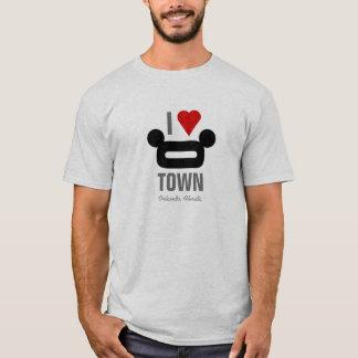 I {Herz} O STADT T-Shirt