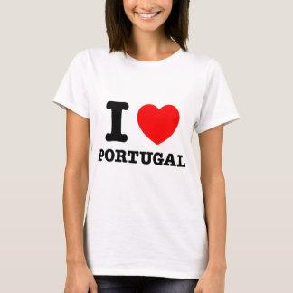 I Herz Portugal T-Shirt