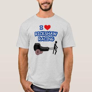 I Herz RICKSHAW-LAUFEN T-Shirt