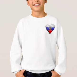 I Herz Russland Sweatshirt