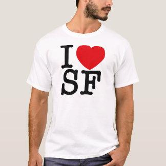 "I ""Herz"" SF T-Shirt"