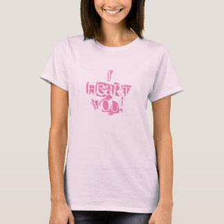 I Herz Sie! Valentine-TagesT - Shirt
