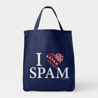 I Herz Spam Einkaufstasche