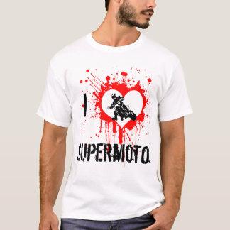 I Herz Supermoto T-Shirt