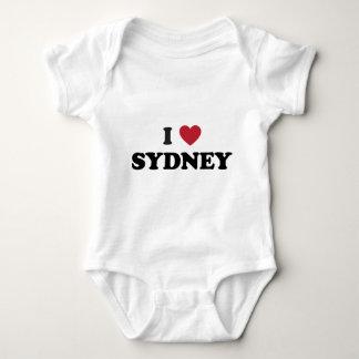 I Herz Sydney Australien Baby Strampler