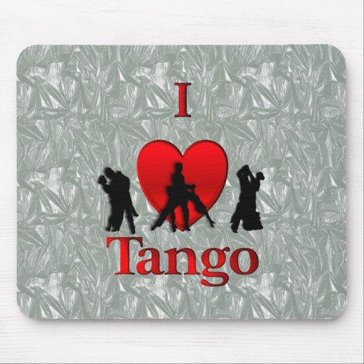 I Herz-Tango Mauspads