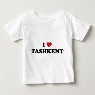 I Herz Taschkent Usbekistan Baby T-shirt
