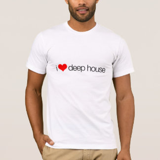 I Herz-tiefes Haus T-Shirt